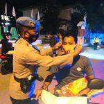 Polres Majene Gencar Operasi Yustisi Prokes