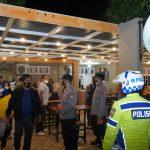 Operasi Yustisi, Polres Majene Himbau Pemilik Warung Makan & Cafe