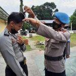 Propam Polres Majene Kembali Lakukan Operasi Gaktiblin