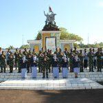 Sederhana Namun Khidmat, Ziarah Makam Pahlawan Peringatan Hari Bhakti TNI AU