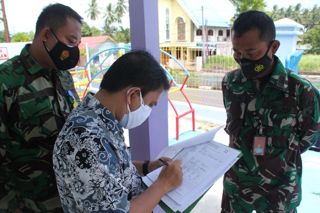 TK Angkasa Lanud Sam Ratulangi ditinjau Tim KPKNL Manado