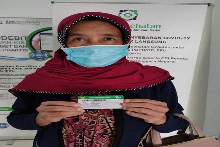Habiba Apresiasi Layanan BPJS Kesehatan Yang Cepat Tepat