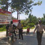 Polsek Alu Gelar Patroli dan Operasi Yustisi