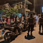 Polsek Polewali Giat Patroli dan Ops Yustisi
