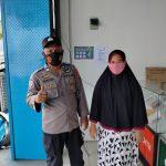 Sat Binmas Polres Mateng Imbau Masyarakat Untuk Taat Prokes 6 M