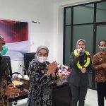 Rezki Idola Baru di Sulawesi Barat, Disambut Hangat Bupati Mamuju