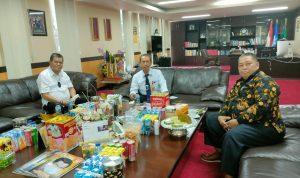 Rektor UNM Bertemu Dengan Ombudsman Sulbar, Ada Apa?