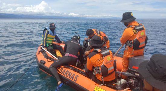 Nelayan Pangale Belum Ditemukan