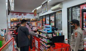 Cafe dan Warung Makan Jadi Sasaran Rutin Operasi KRYD Polres Majene