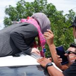 Ketua RAPI 34 Sulbar Sambut Reski Juara 1 Rising Start Dangdut