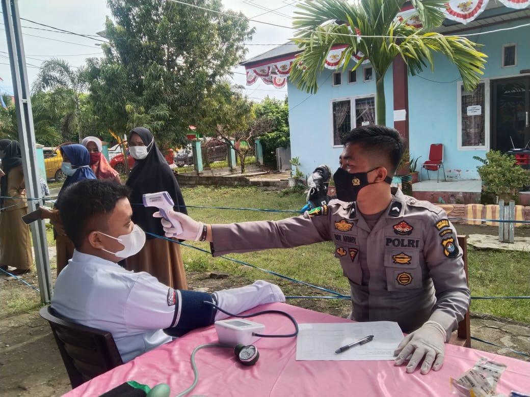 Vaksinasi Sasar Anak Sekolah di Pasangkayu