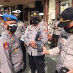 Polresta Mamuju dan Polsek Jajaran Bakal Gunakan Aplikasi Peduli lindungi