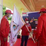 51 Kontingen Sulbar PON XX Papua Resmi Dilepas