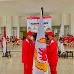 Danlanud Sam Ratulangi ,Ketua Kontingen Sulut Pada PON XX Papua