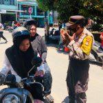 Polres Majene Ajak Warga Sukseskan Gerakan Vaksinasi