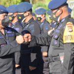 100 Personil Brimob Polda Sulbar di Tugaskan ke Papua