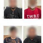 Dit Res Narkoba Polda Sulbar Ringkus 4 Orang Penyalahguna Narkotika