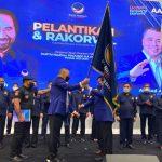 Ketua DPW Partai Nasdem Sulbar AAS Resmi Dilantik