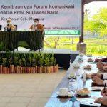 Targetkan UHC, BPJS Kesehatan Perkuat Kolaborasi dengan Pemprov Sulawesi Barat