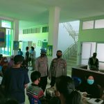 Percepatan Vaksinasi, Gerai Vaksin Polres Mateng Grebek Desa Mahahe
