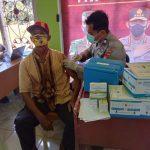Polres Pasangkayu Gelar Vaksin Gerebek Desa.