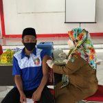 Polres Pasangkayu Gelar Vaksinasi di Lapas Kelas II B Pasangkayu