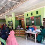 Klinik Bhayangkara Polres Polman Datangi Pondok Pesantren As Adiyah Wonomulyo.