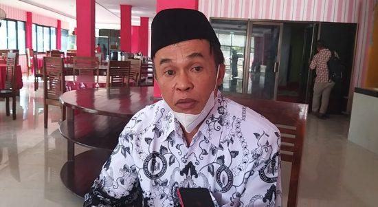 Jalaluddin Duka Pimpin PGRI Mamuju.