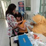 Percepat Vaksinasi Covid-19, Polres Mamuju Tengah Terapkan Jemput Bola