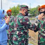 Danlanud Sam Ratulangi Peringati HUT Korpakhasau ke-74 di Kalawiran