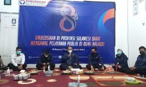 Ombudsman Sulbar Peringati Hari Jadi ke 8 Tahun